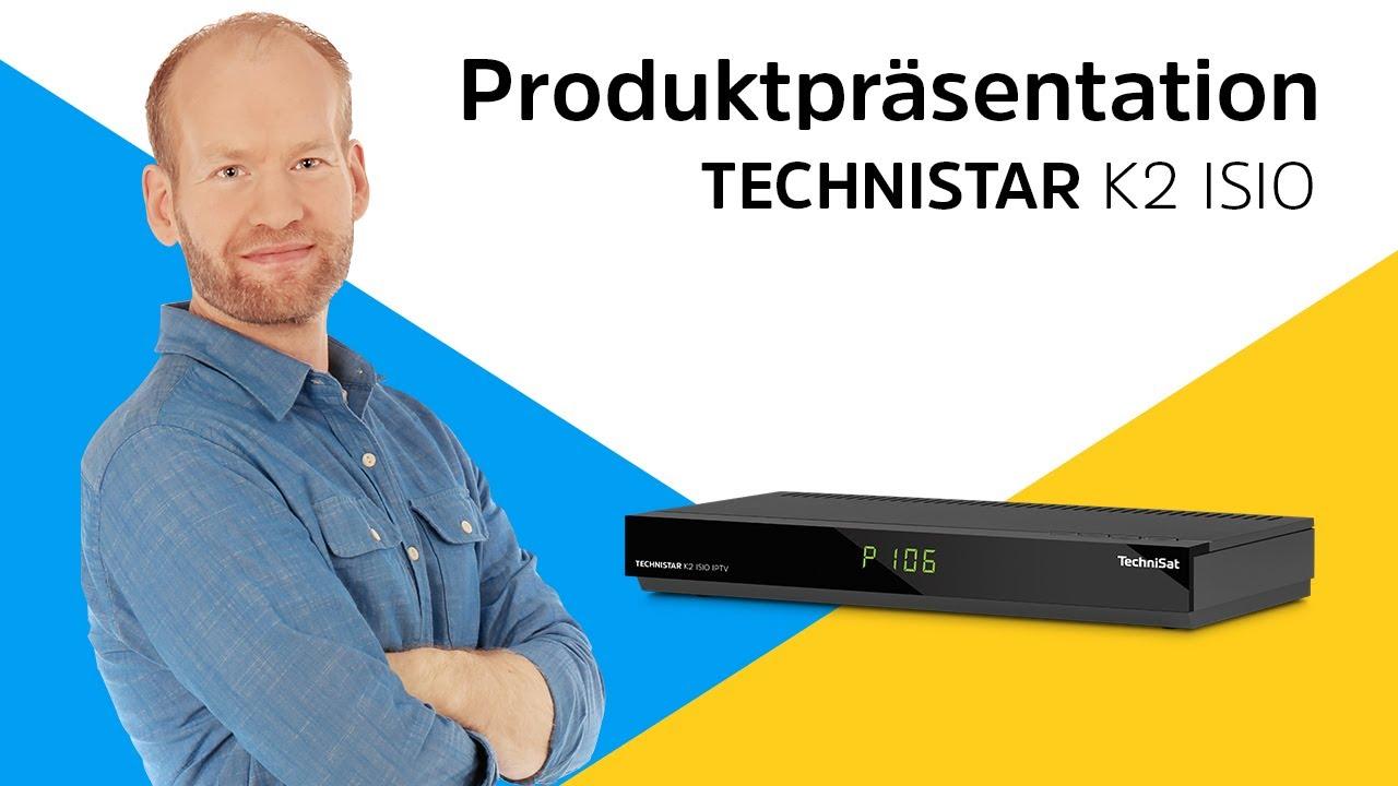 Video: TECHNISTAR K2 ISIO | Kabelreceiver mit Aufnahme- und Internetfunktion | TechniSat
