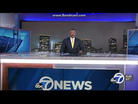 KGO ABC 7 News at 11pm Sunday teaser and open April 16, 2017