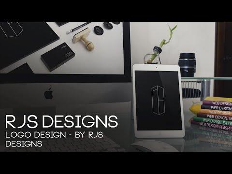 Architecture Logo Design (Speedart) - By RJS Designs™