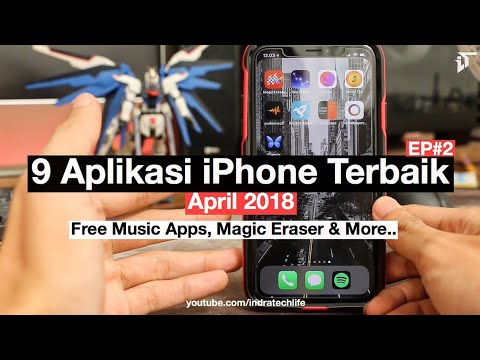 Aplikasi iOS Terbaik Bulan April 2018 ! My Best Apps EP#2 ( Indonesia ) - iTechLife