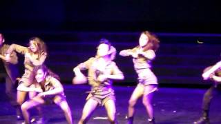 Oschool Recital 2011- Reggae by Carol Chen