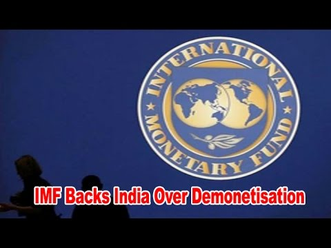 IMF backs India's currency control measures : NewspointTv