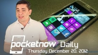 ATIV S Review, $130 Nexus 7 Rumors, LG Nexus 4 Ad Ironies & More - Pocketnow Daily