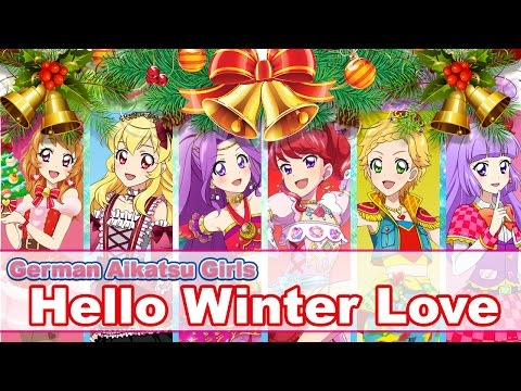 [GAG] Hello Winter Love - German Group Cover