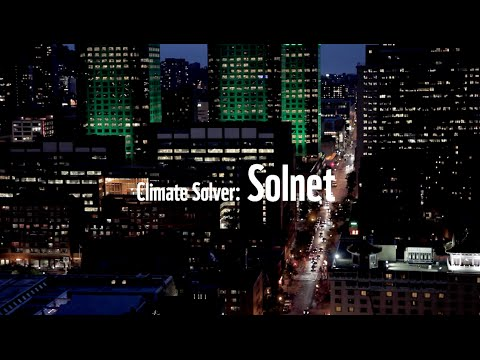 Climate Solver Solnet