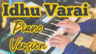 Idhu Varai Piano Version (Cover)   Goa   Yuvan Shankar Raja   Adithyha Jayakumar