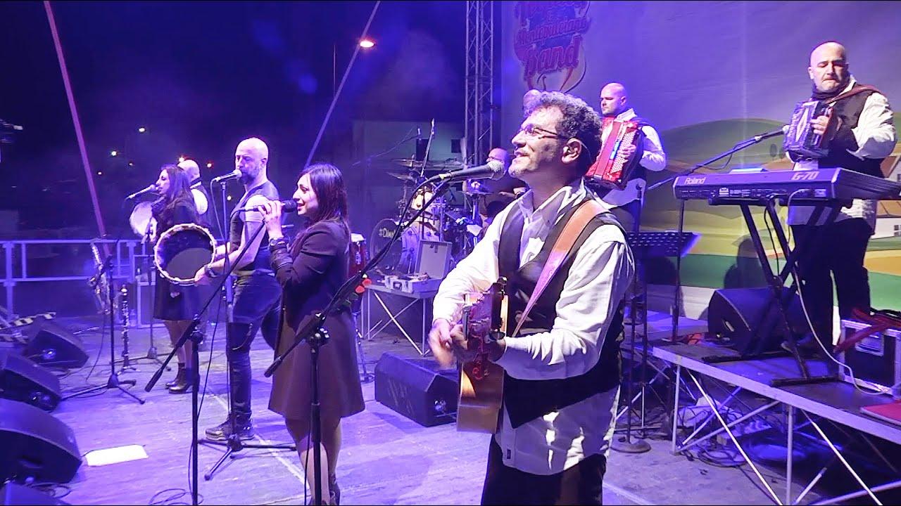 U JIMBUSEDU - Tequila & Montepulciano Band [Live Tour]