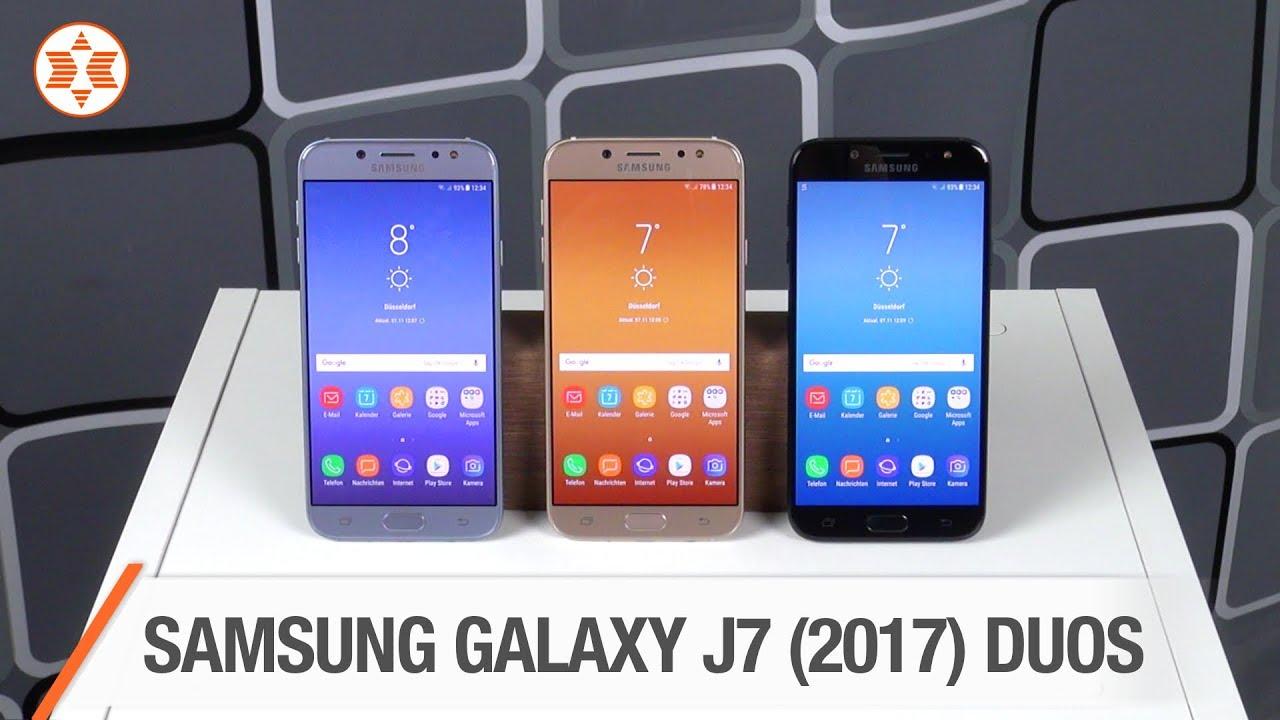 Samsung Galaxy J7 2017 Duos Jubiläums Angebot Der Woche
