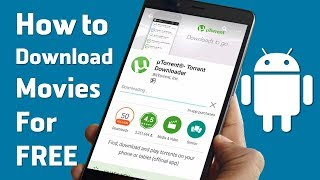 How to Download movies by torrent app 2018 latest video