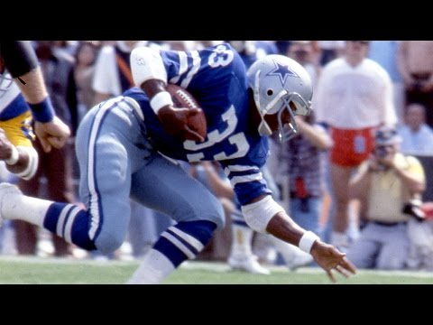 #77: Tony Dorsett | The Top 100: NFL's Greatest Players (2010) | NFL Films