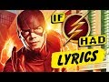 If Quot The Flash Quot Song Had Lyrics mp3