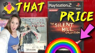 Silent Hill PS2 COLLECTION! (WOW) Retro Game Hunting | TheGebs24