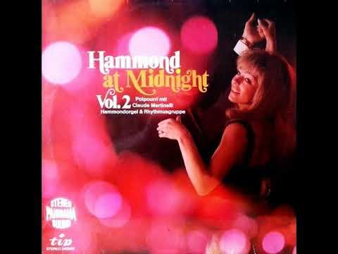 CLAUDE MARTINELLI – HAMMOND AT MIDNIGHT VOL. 2 [LP]