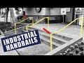 Industrial Handrails | JIMBO'S GARAGE