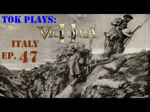 Tok plays Victoria 2 - Italy ep. 47 - Radio Italia