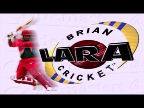 Brian Lara Cricket On The Playstation 1 (PS1)
