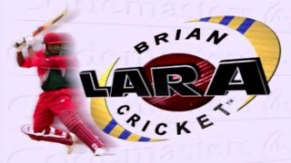 Brian Lara Cricket on the Playstation 1 (PS1)