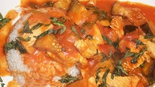 How To Make Thai Red Curry Chicken