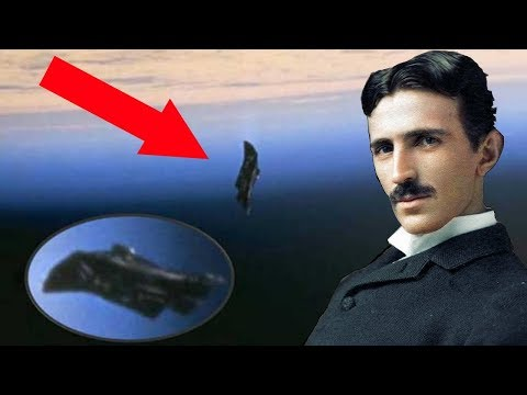 Nikola Tesla Discovered The Black Knight Satellite