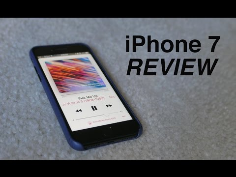 IPhone 7 Review - Jet Black 128GB [4K UHD]