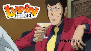 Lupin the 3rd: Treasure of the Sorcerer King | Lupin on a Train!