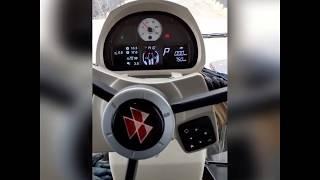 Обзор кабины Massey Ferguson 8690   2017гв