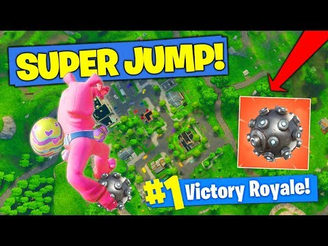 *NEW* SUPER IMPULSE GRENADE  [April Fools Update] In Fortnite Battle Royale