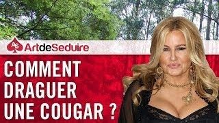 Comment draguer une cougar ou une femme mature ?