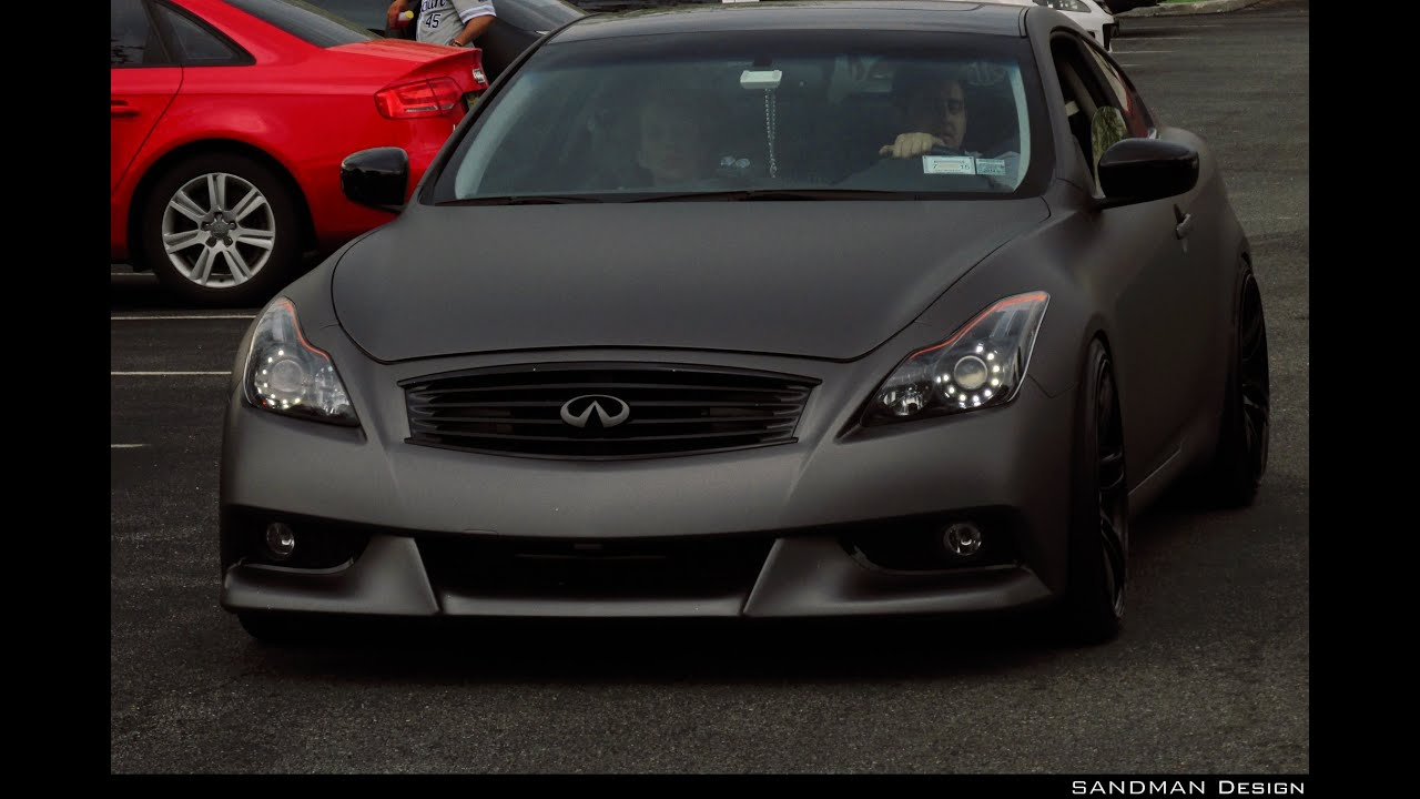 Best Infiniti G37 Exhaust Sound In The World Youtube