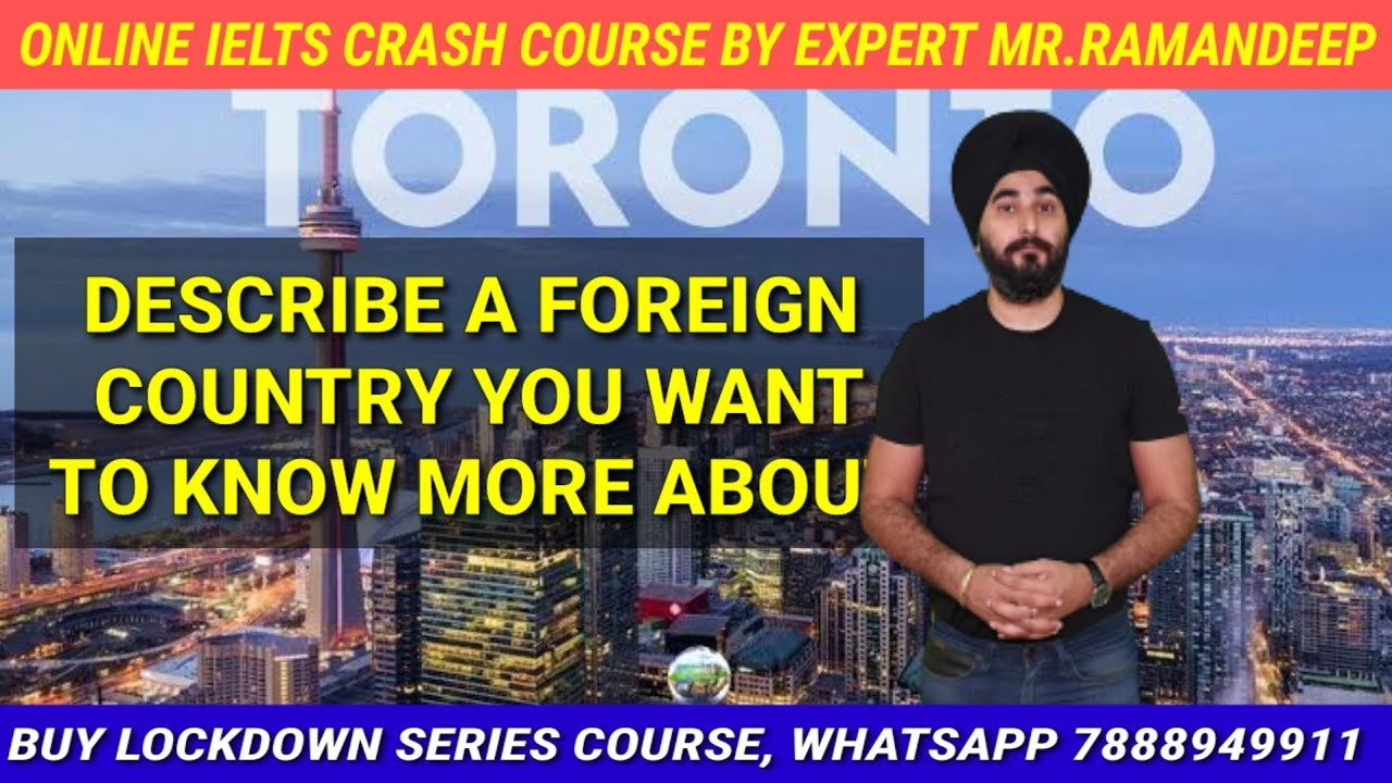 A Foreign Country You Want To Know More About   New Cue Card Foreign Culture   Cue Card By Raman Sir