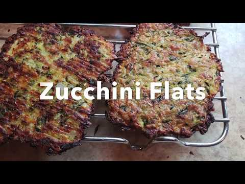 Zucchini Flats Keto only about 40 calories