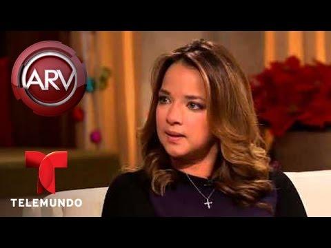 Al Rojo Vivo  | Adamari se confiesa (2/3)  | Telemundo ARV