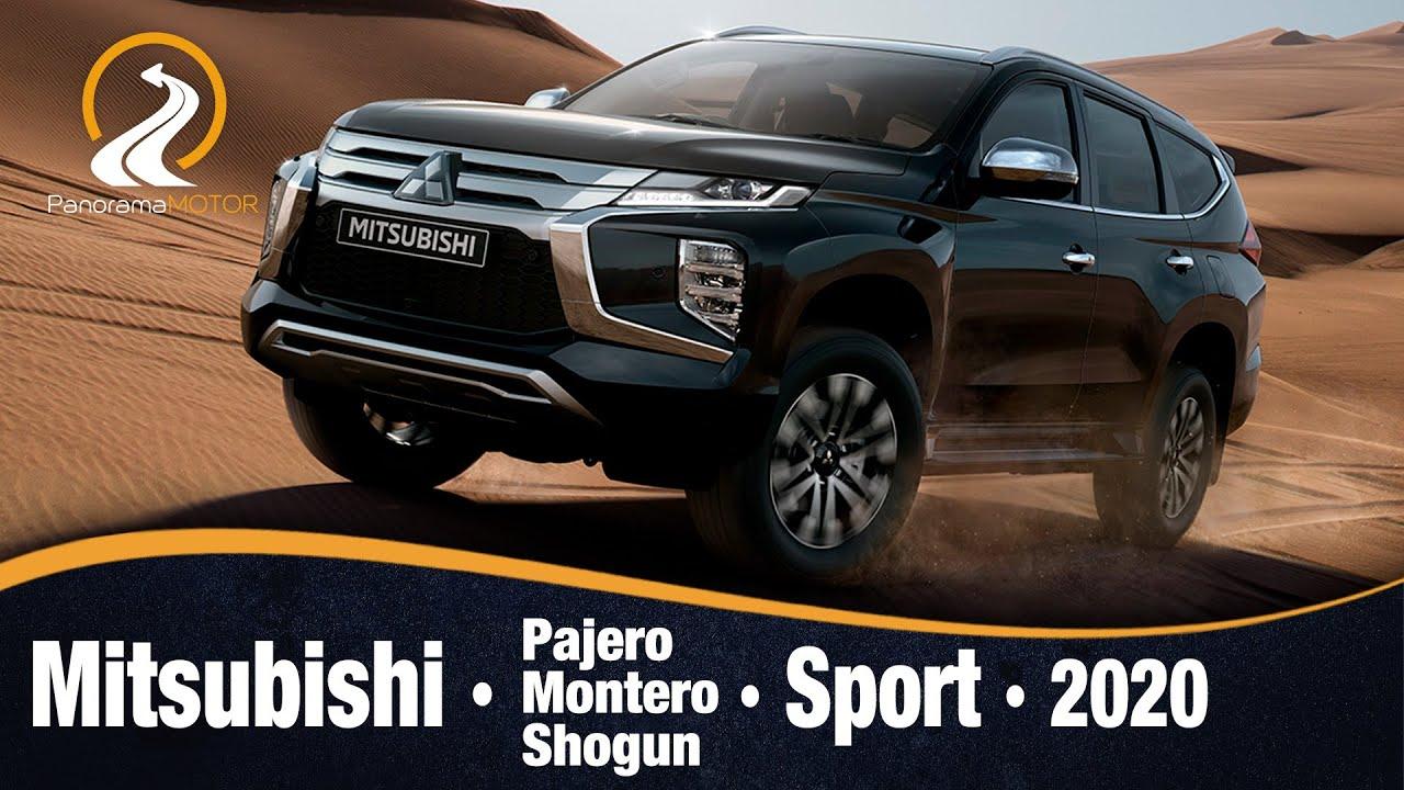 2020 All Mitsubishi Pajero Pictures