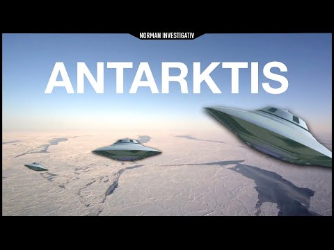 ANTARKTIS - WAS GEHT DA VOR SICH?