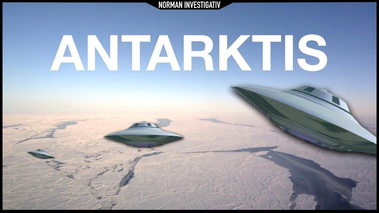 Norman Investigativ: ANTARKTIS - WAS GEHT DA VOR SICH?