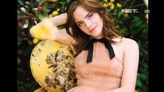 Video Entertainment News - Emma Watson sakit minum air dilokasi shooting download MP3, 3GP, MP4, WEBM, AVI, FLV Januari 2018