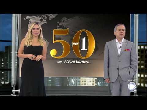 No Primeiro 50 Por 1 Do Ano, Álvaro Garnero Embarca No Maior Veleiro Do Mundo