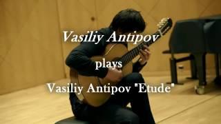 �������� ���� Vasiliy Antipov plays Vasiliy Antipov