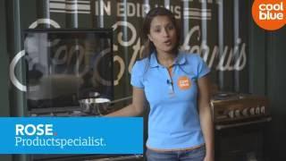 Etna EFG691BRCA Gasfornuis Productvideo