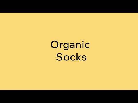 Organic Socks From Organic Cotton, Linen, Hemp By Rawganique