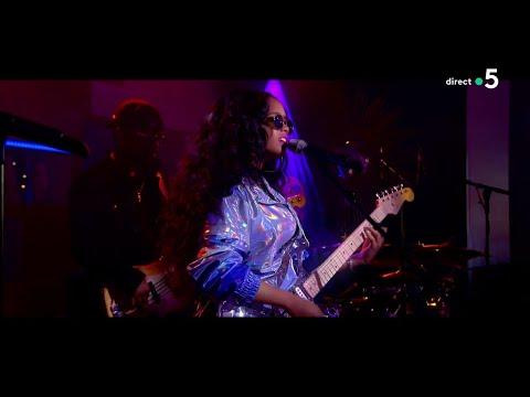 H.E.R. (live) Hard Place - C à Vous - 26/03/2019