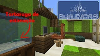 5 Dicas de Construção Moderna na 1.13 - Minecraft - Buildicas