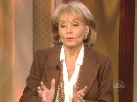 The View: Barbara Walters Talks about her upcoming interview with Patrick Swayze