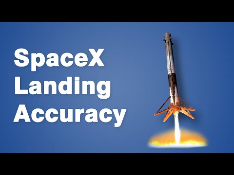 How SpaceX Lands Rockets with Astonishing Accuracy - Art of Engineering