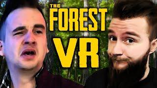 THE LAS W WIRTUALNEJ RZECZYWISTOŚCI z ekspertem (The Forest)