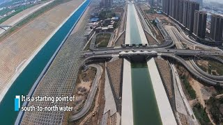 China's World's Largest Mega Water Diversion Projects