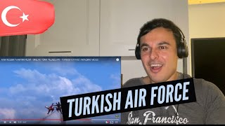 ITALIAN REACTION TO 🇹🇷 MUHTEŞEM TANITIM FİLMİ - ONLAR TÜRK YILDIZLARI - TURKISH STARS' AMAZING VIDEO