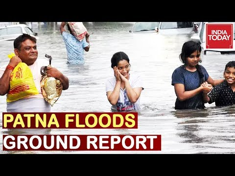 Bihar Rain Woes: India Today Ground Report From Flood Hit Patna