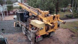 видео Бурение геотермальных скважин в Тюмени