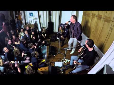 Live at Dingwall's - Simple Minds in session